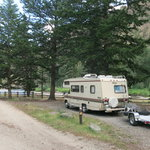 Newton creek campground