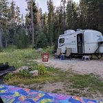 North tongue campground