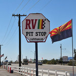 Rv pit stop