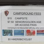 Pebble creek campground