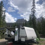Pinnacles campground shoshone nf