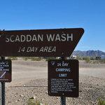 Scaddan wash blm