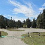 Reunion flat campground