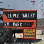 La paz valley rv park