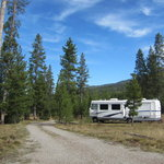 Sheffield campground