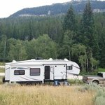 Shell creek campground