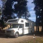 Sitting bull campground