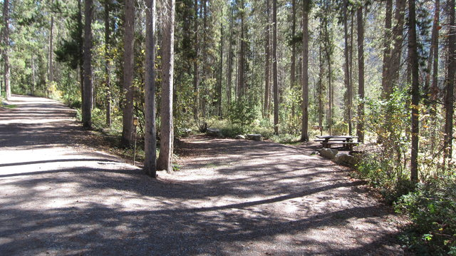 Station creek campground