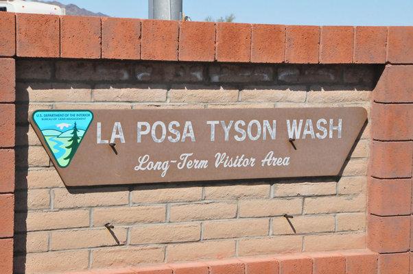 La posa tyson wash ltva