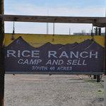 Rice ranch rv park