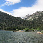 Twin lakes resort california