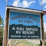 Paradise shores rv park