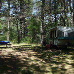 Barretts pond campground myles standish sf