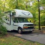 Greenbelt park campground