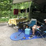 Houck area campground