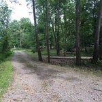 Mill run recreation area