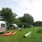 Winslow park campground