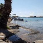 Blue water rv park