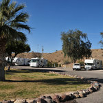 Blue water rv park