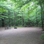 Crawford notch state park