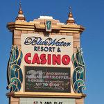 Blue water resort casino