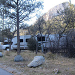 Fletcher view campground