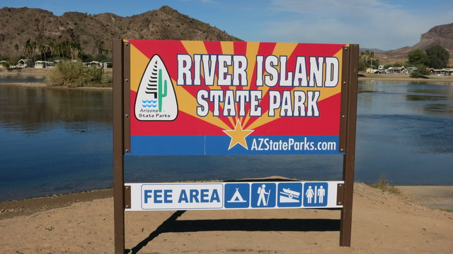 River island state park