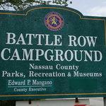 Battle row