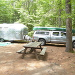 Buck pond campground