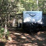 Buck pond campground