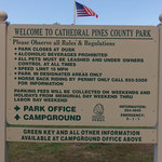 Cathedral pines county park