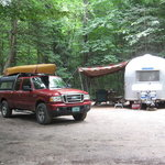 Eighth lake campground