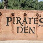Pirates den rv resort marina