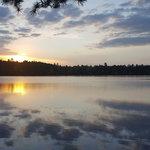 Fish creek pond campground