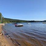 Golden beach campground