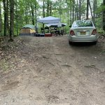Golden beach campground