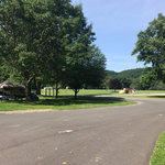 Hickories park campground