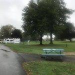 Hickories park campground