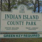 Indian island county park