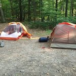 Kenneth l wilson campground