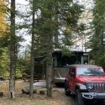 Lake durant campground