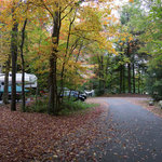 Nicks lake campground