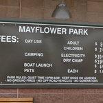 Mayflower county park