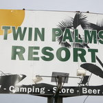 Twin palms resort
