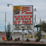 Coyote ridge rv park
