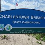 Charlestown breachway state park