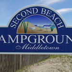 Second beach campground