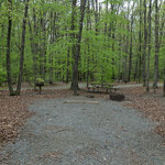 Burke lake park campground