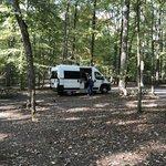 Burke lake park campground