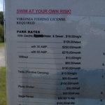 Glen lyn town park campground